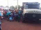 Motoqueiro morre ao ser atingido por caminhão na Av. Fernando Guilhon