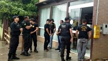 Polícia aponta fraude em sorteio de casas (Iryá Rodrigues/G1)