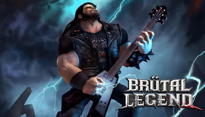 Brutal Legend (Foto: Divulgação/Double Fine)