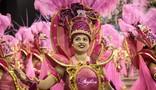 Vai-Vai faz desfile impecável com elegância e sotaque francês (Caio Kenji/G1)