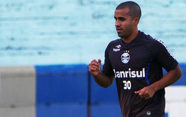 julio cesar grêmio (Foto: Lucas Uebel/Grêmio FBPA)