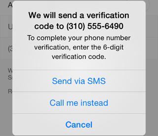 Verificação de login, ferramenta de segurança implantada pelo aplicativo Snapchat. (Foto: Divulgação/Snapchat)