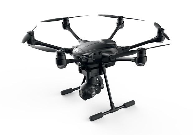 Drone Typhoon H  (Foto: Divulgação)