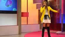 Muito estilo: Laura Schadeck fala sobre seus looks para shows  (Maicon Hinrichsen/RBS TV)