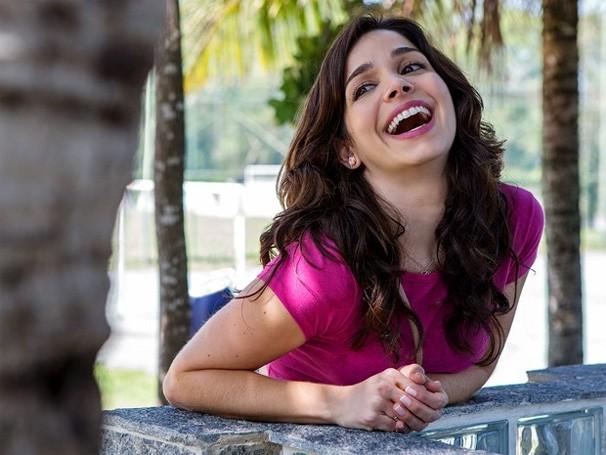 Alto Astral Itália Sabrina Petraglia (Foto: Fábio Rocha/ TV Globo)