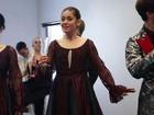 Bailarina formada no Bolshoi volta aos palcos após acidente: 'Gratidão'