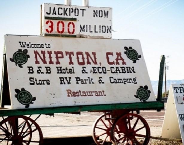 Nipton, California (Foto: Reprodução Twitter)