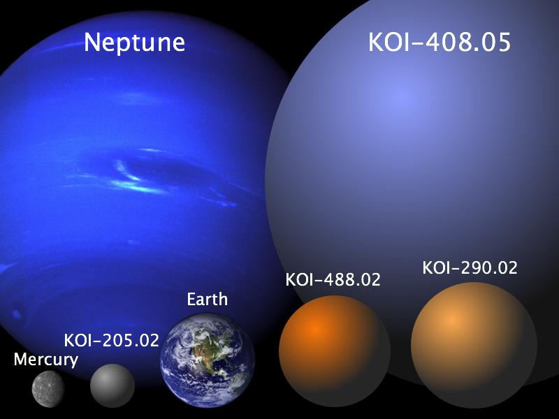 planetas (Foto: Universidade da Colúmbia Britânica)