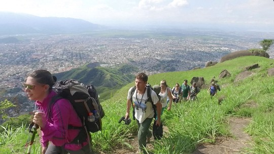Expedição RJ: série mostra as maravilhas da Transcarioca, maior trilha urbana da América Latina