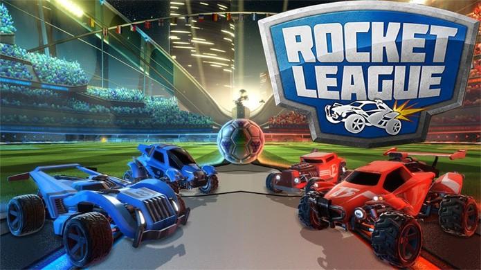 Rocket League possui vários modos diferentes, como Doubles com partidas de 2x2 (Foto: Reprodução/YouTube)