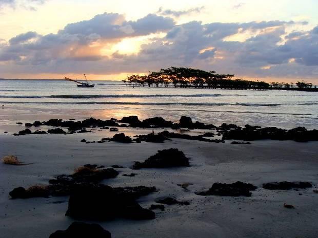 A Praia da Princesa é a mais famosa de Algodoal (Foto: Frederico Lobo/Arquivo Pessoal)