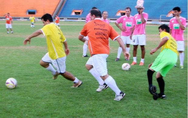 Jogo da Virada em Dourados MS (Foto: Divulgação)