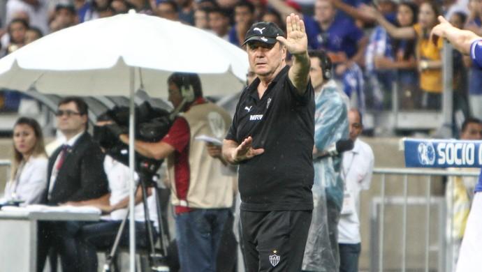Levir Culpi, técnico do Atlético-MG (Foto: Bruno Cantini / Atlético-MG)