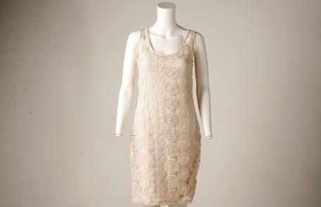 Vestido renda na Missiza (R$ 299) Gustavo Stephan