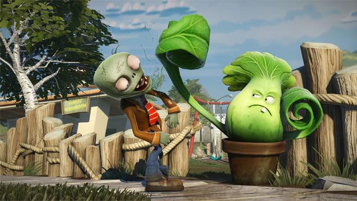 Plants vs. Zombies: Garden Warfare (Foto: Divulgação) (Foto: Plants vs. Zombies: Garden Warfare (Foto: Divulgação))