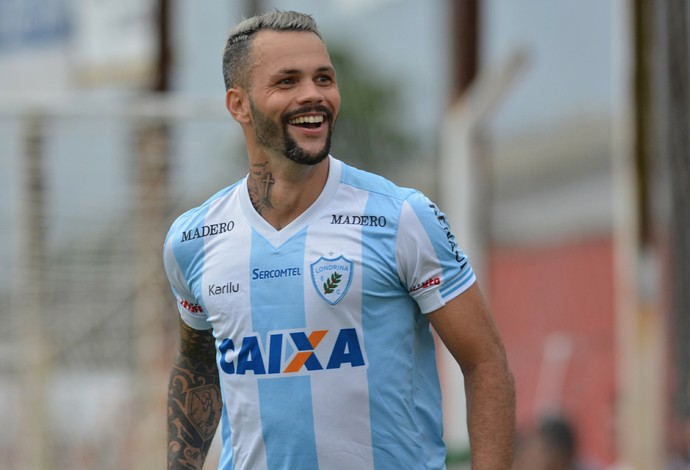 Paulo Rangel Londrina (Foto: Gustavo Oliveira/ Londrina Esporte Clube)
