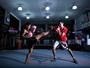 Lucilene Caetano mostra treino que a fez perder 12kg: 'Pego pneu de trator'
