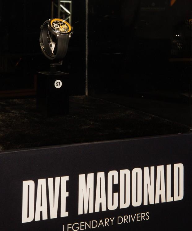 Modelo de Dave McDonald (Foto: Divulgação)