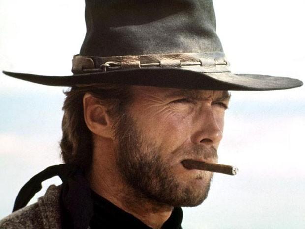 """Clint Eastwood, em """"O Bom, o Mau e o Feio"""" (Foto: Reprodução)"""