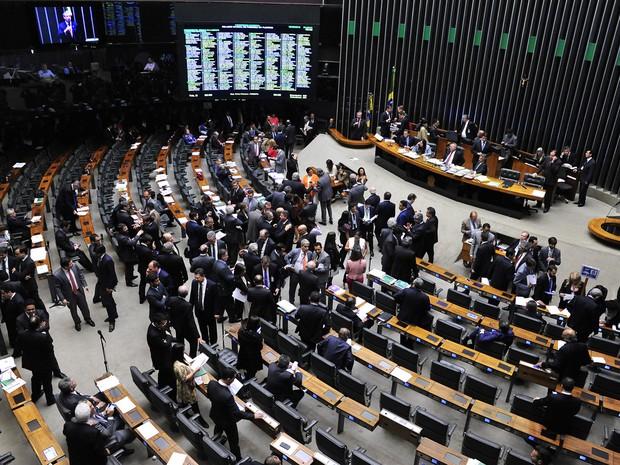 Sessão do Congresso Nacional analisa vetos do presidente em exercício Michel Temer e a proposta da LDO de 2017 (Foto: Luis Macedo / Câmara dos Deputados)
