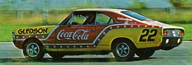 Paulo Gomes primeiro campeão da Stock Car, em 1979 (Foto: Divulgação)