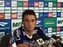 """Juninho nega abalo psicológico antes das finais: """"O time está confiante"""""""