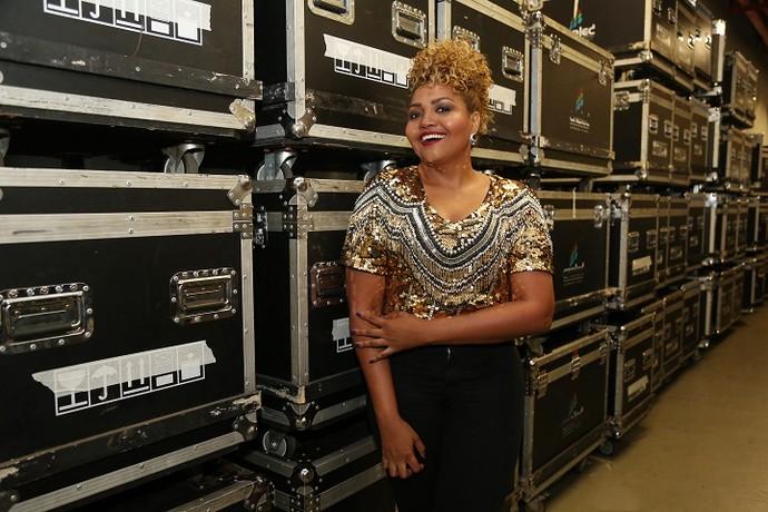 Gaby Amarantos (Foto: Carol Caminha/Gshow)