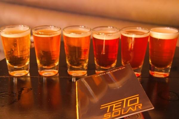 Teto Solar terá cinco cervejarias de banda para comemora o Dia do Rock