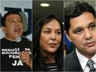 Senadores do ES divergem nas reações à reeleição de Dilma