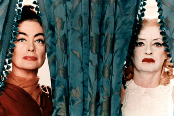 Bette Davis x Joan Crawford (Foto: Reprodução)