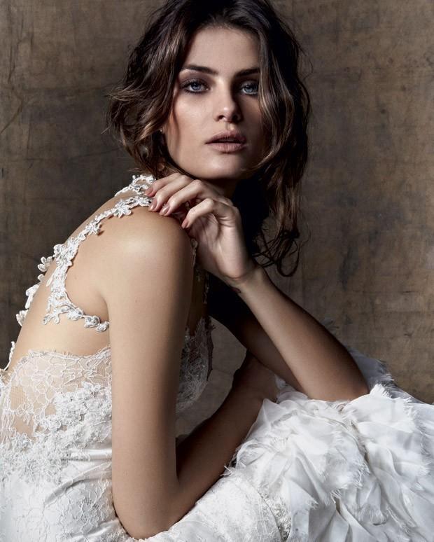 Isabeli Fontana na Vogue Noiva (Foto: Zee Nunes/Vogue Brasil)