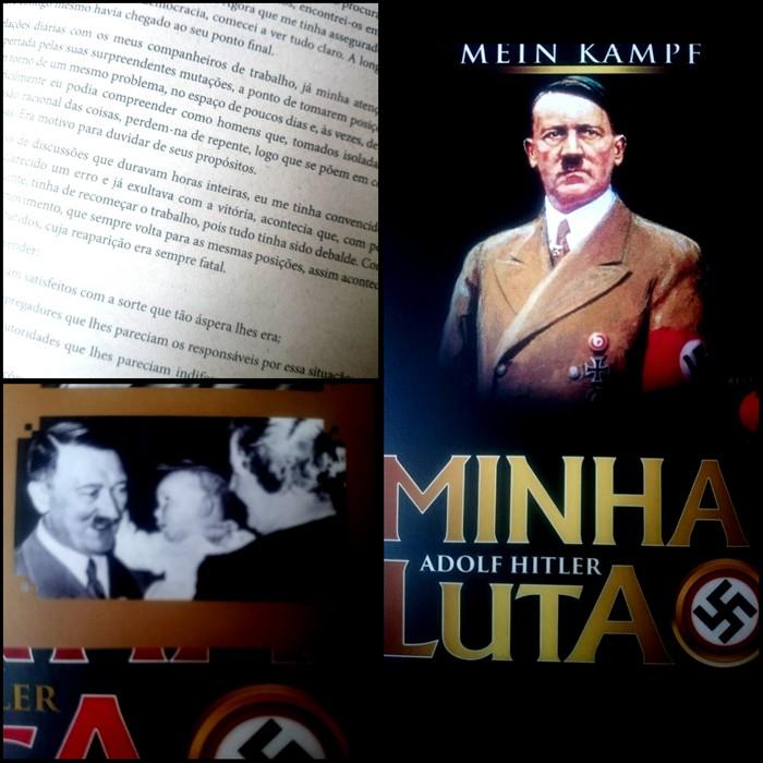 Em 2016, o livro 'Mein Kampf' (