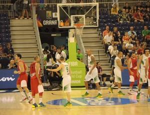 Brasil Copa do Mundo de basquete (Foto: Fábio Leme)