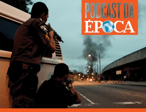 Podcast da semana (08/11/2017): A polícia morre, mas também mata (Foto: Getty Images)