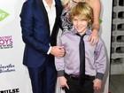 Filho de Brian, do Backstreet Boys, estreia na Broadway