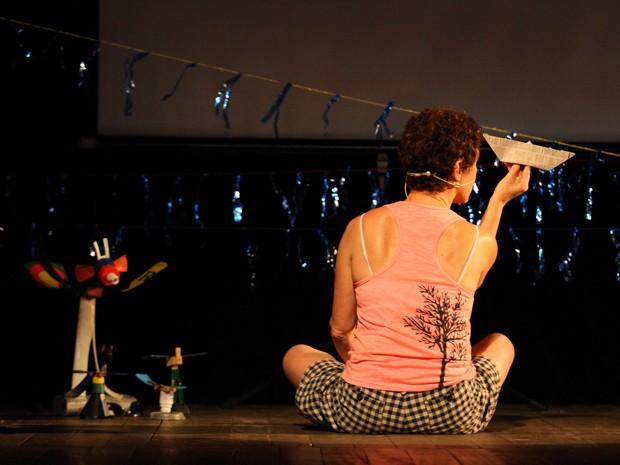 Pais poderão levar filhos para ver peça interativa e gratuita no Itaú Cultural, na Avenida Paulista (Foto: Divulgação/Renato Mangolin)