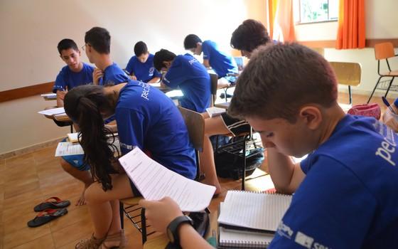 Olimpíada de Matemática (Foto: Agência Brasil)
