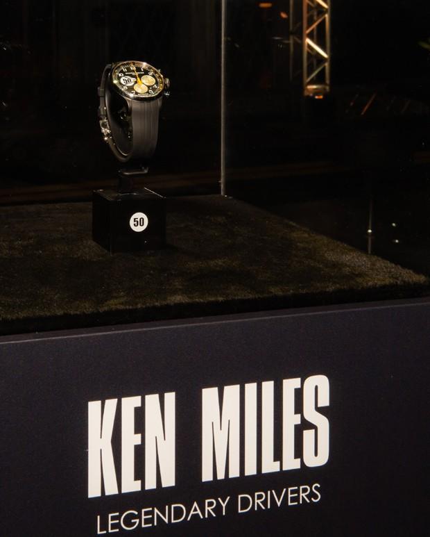 Relógio de Ken Miles (Foto: Divulgação)