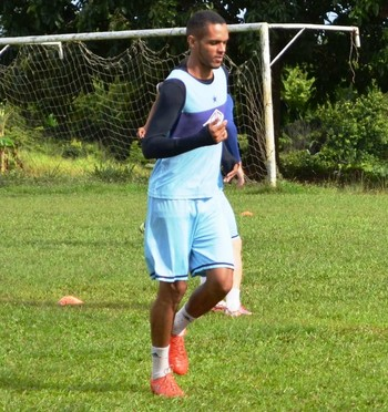 Careca. meia-atacante Atlético-AC (Foto: Duaine Rodrigues)