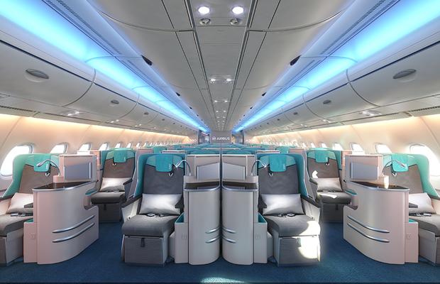 maior avi u00e3o do mundo  airbus a380 pousa em guarulhos