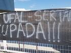 Ocupações de estudantes fazem Ufal suspender aulas nos campi do interior