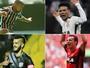 Globo exibe Flamengo x Figueirense e Fluminense x Corinthians na quarta