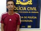 Polinter prende ex-detento em RR que responde por tráfico de drogas e furto