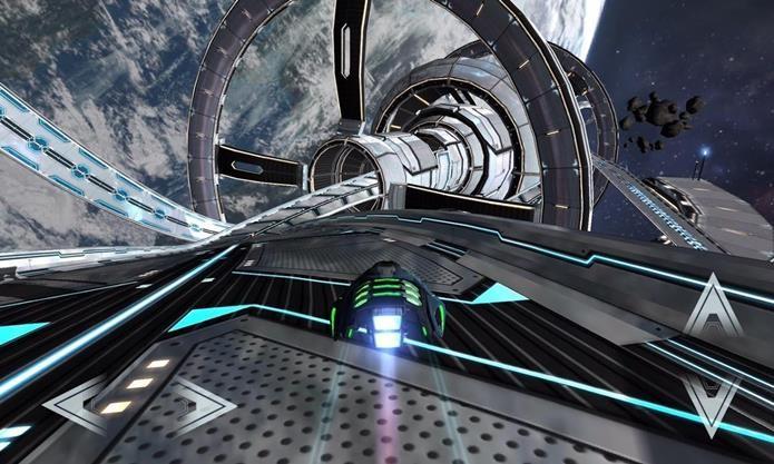 Jogabilidade simples e visual impressionante! Este é Cosmic Challenge (Foto: Divulgação / Ivanovich Games)