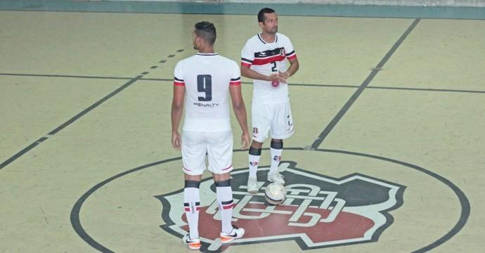 Santa Cruz futsal (Foto: Bruno de Carvalho/Info Futsal Imagens)