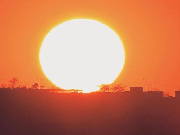 Divinópolis, temperatura, tempo, inverno, sol (Foto: Christyam de Lima)