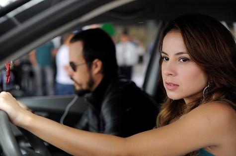 Paulo Vilhena e Andreia Horta (Foto: TV Globo)