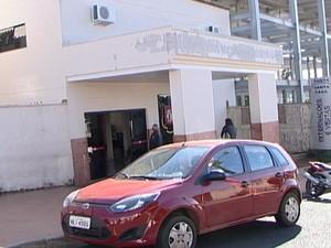 Santa Casa Araxá (Foto: Reprodução/TV Integração)