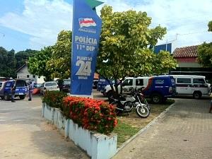 11º DIP (Foto: Ana Graziela Maia/G1)