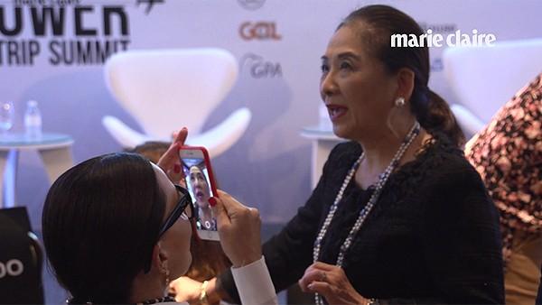 Chieko Aoki, CEO da rede Blue Tree Hotels (Foto: Marie Claire/ Editora Globo)